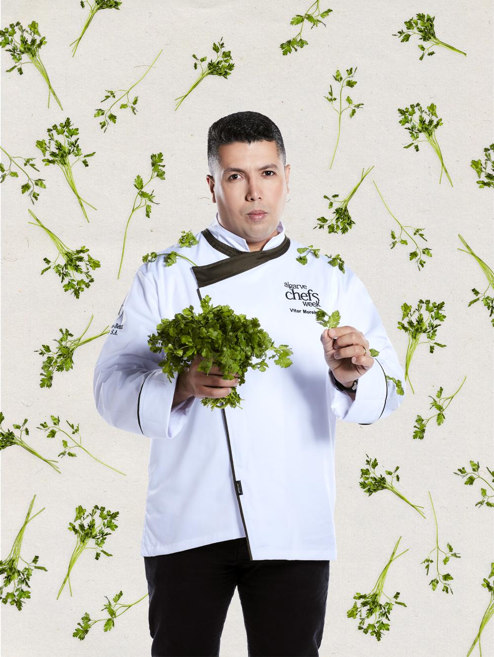 Chef Vítor Moreira